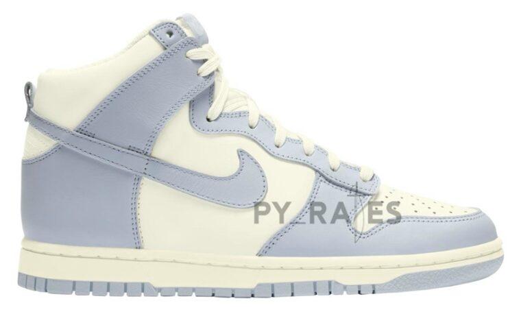 Nike Dunk High Sail grey