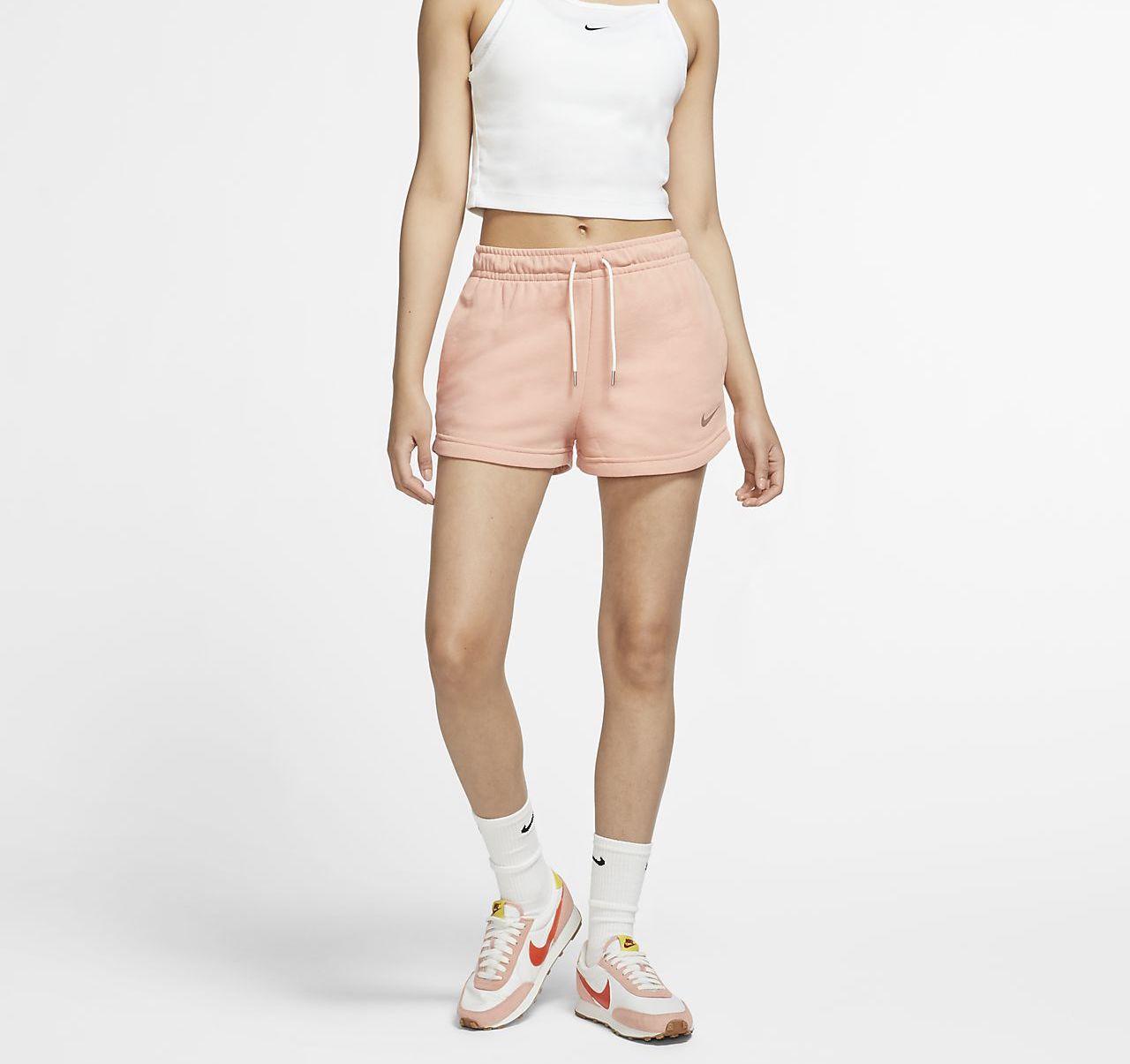 Nike Sportswear Shorts Pink Quartz