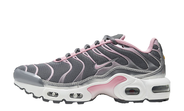 Nike TN Air Max Plus GS Smoke Grey Pink