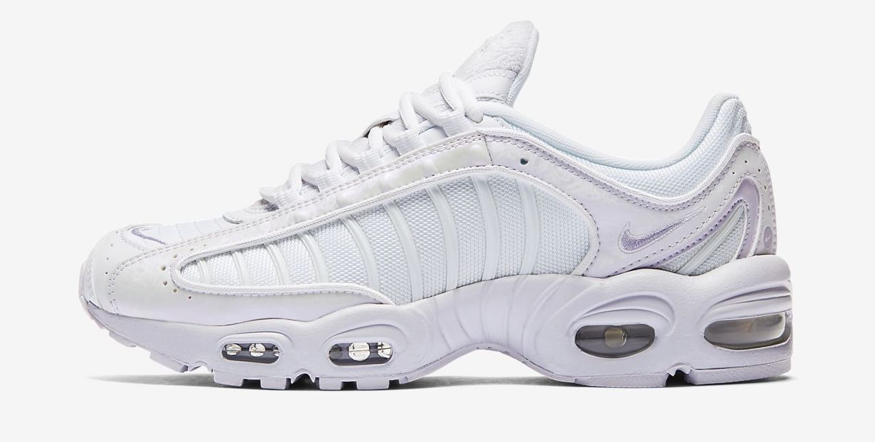 Nike air max tailwind 4 barely grape