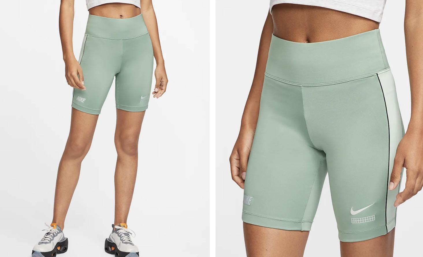 Nike sportswear shorts green