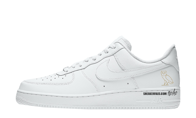 OVO x Nike Air Force 1 Low White