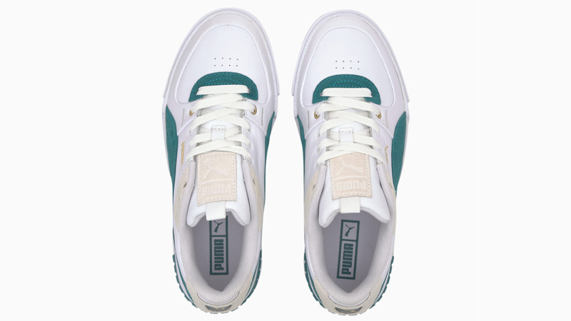 Puma Cali Sport Teal Green Middle