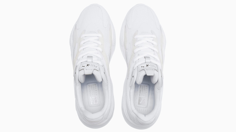 Puma RS-X3 Puzzle White Middle