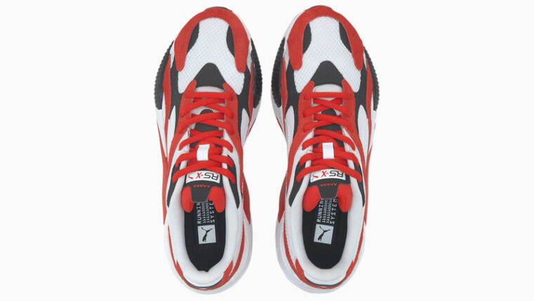 Puma RS-X3 Super White Red Middle thumbnail image