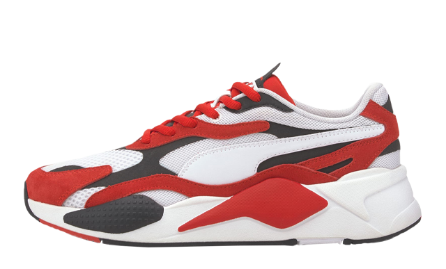 Puma RS-X3 Super White Red