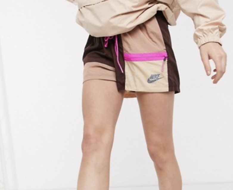 Nike Colourblock Woven Shorts