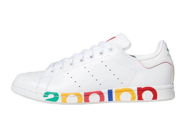adidas Stan Smith Olympic Pack White