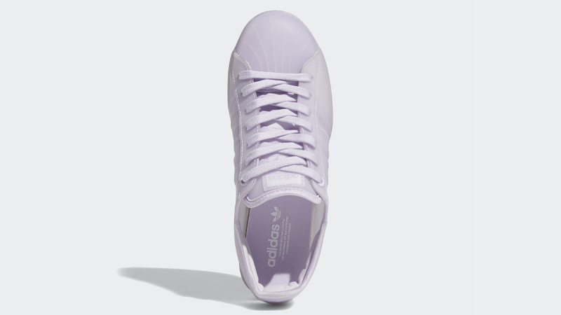 adidas Superstar Jelly Purple Tint Middle