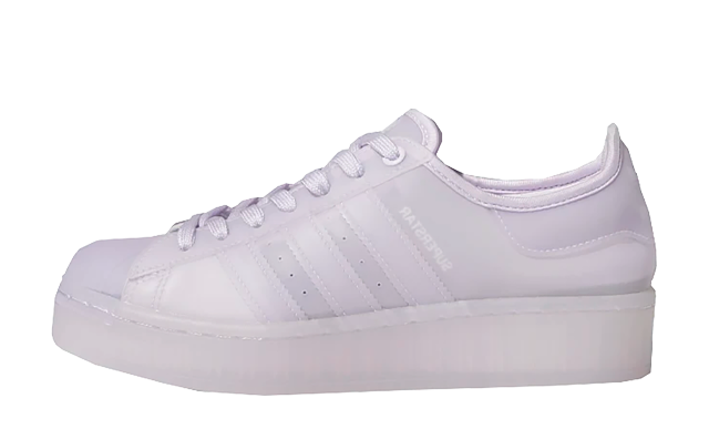 adidas Superstar Jelly Purple Tint