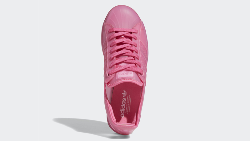 adidas Superstar Jelly Semi Solar Pink Middle