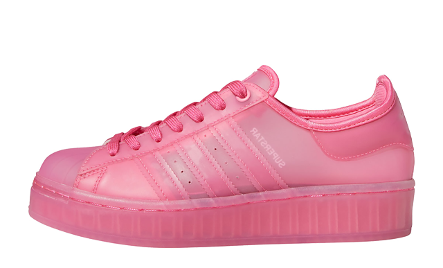 adidas Superstar Jelly Semi Solar Pink