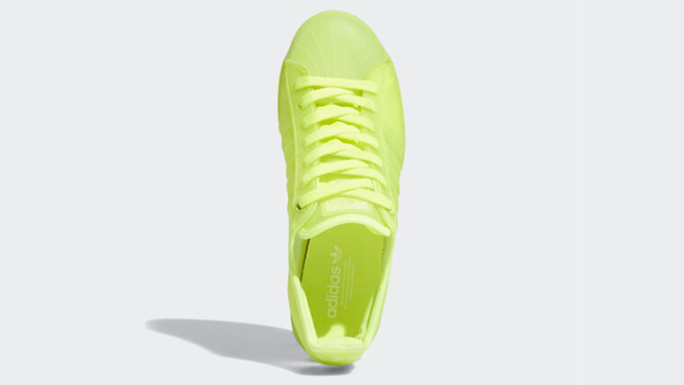 adidas Superstar Jelly Solar Yellow Middle thumbnail image