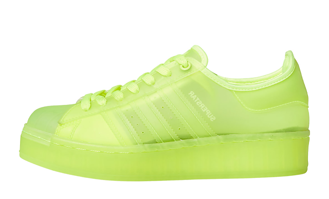 adidas Superstar Jelly Solar Yellow