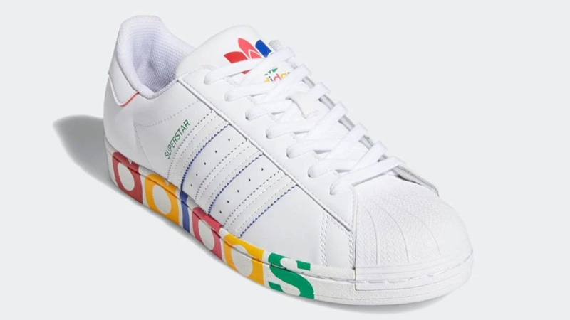 adidas Superstar Olympic Pack White Front