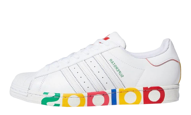 adidas Superstar Olympic Pack White