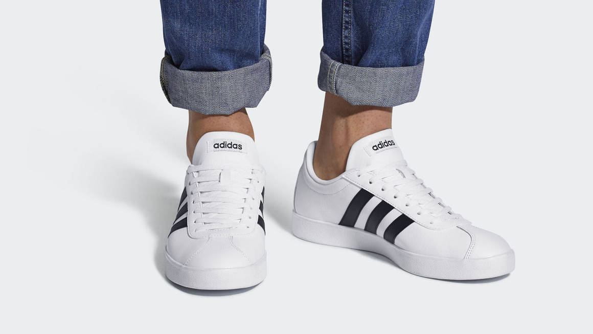 Women's adidas VL Court trainers - Latest Releases   Sciaky