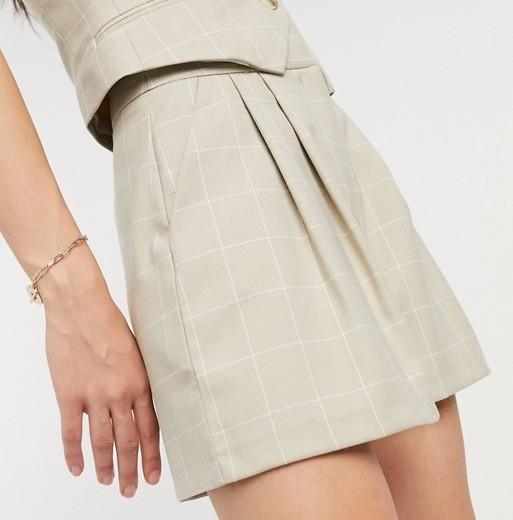 Asos design suit shorts