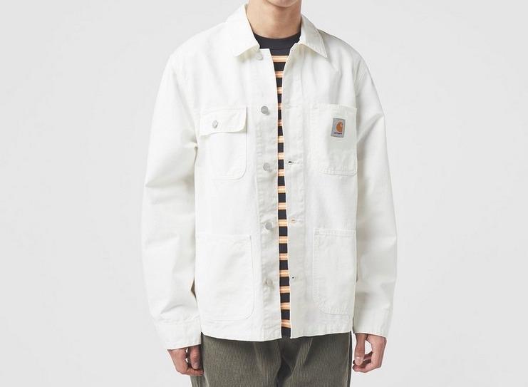 Carhartt michigan jacket white