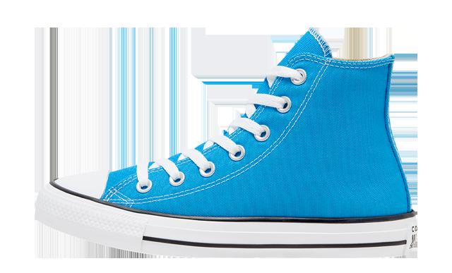 Converse Chuck Taylor All Star High Top Seasonal Colour Sail Blue