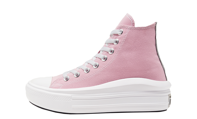 Converse Chuck Taylor All Star Move High Top Pink