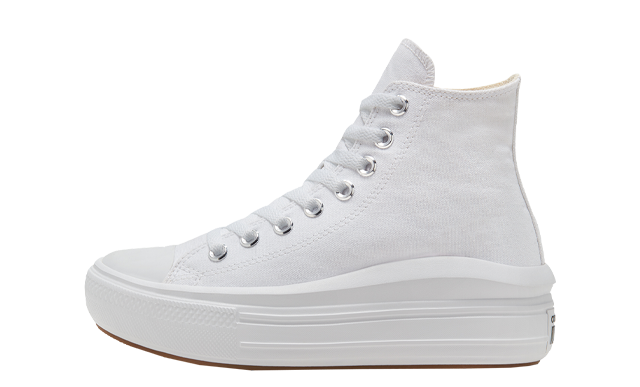 Converse Chuck Taylor All Star Move High Top White