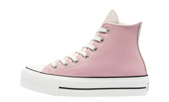 Converse Chuck Taylor All Star Platform High Neutral Tones Pink