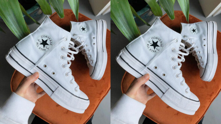 Converse Chuck Taylor High Top White