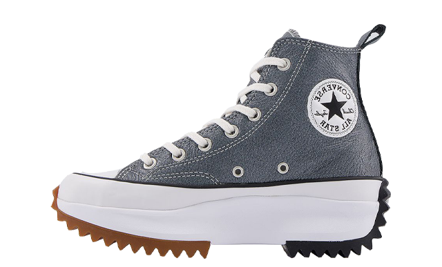 Converse Run Star Hike Egret Pearl Leather