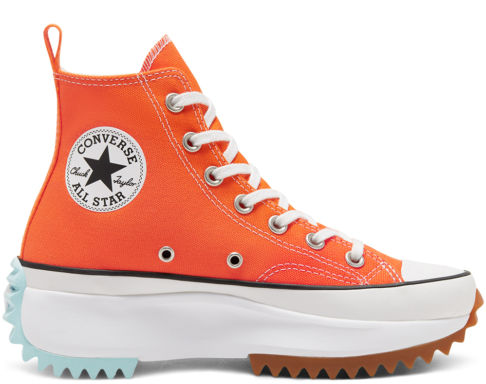 Converse Run Star Hike Orange