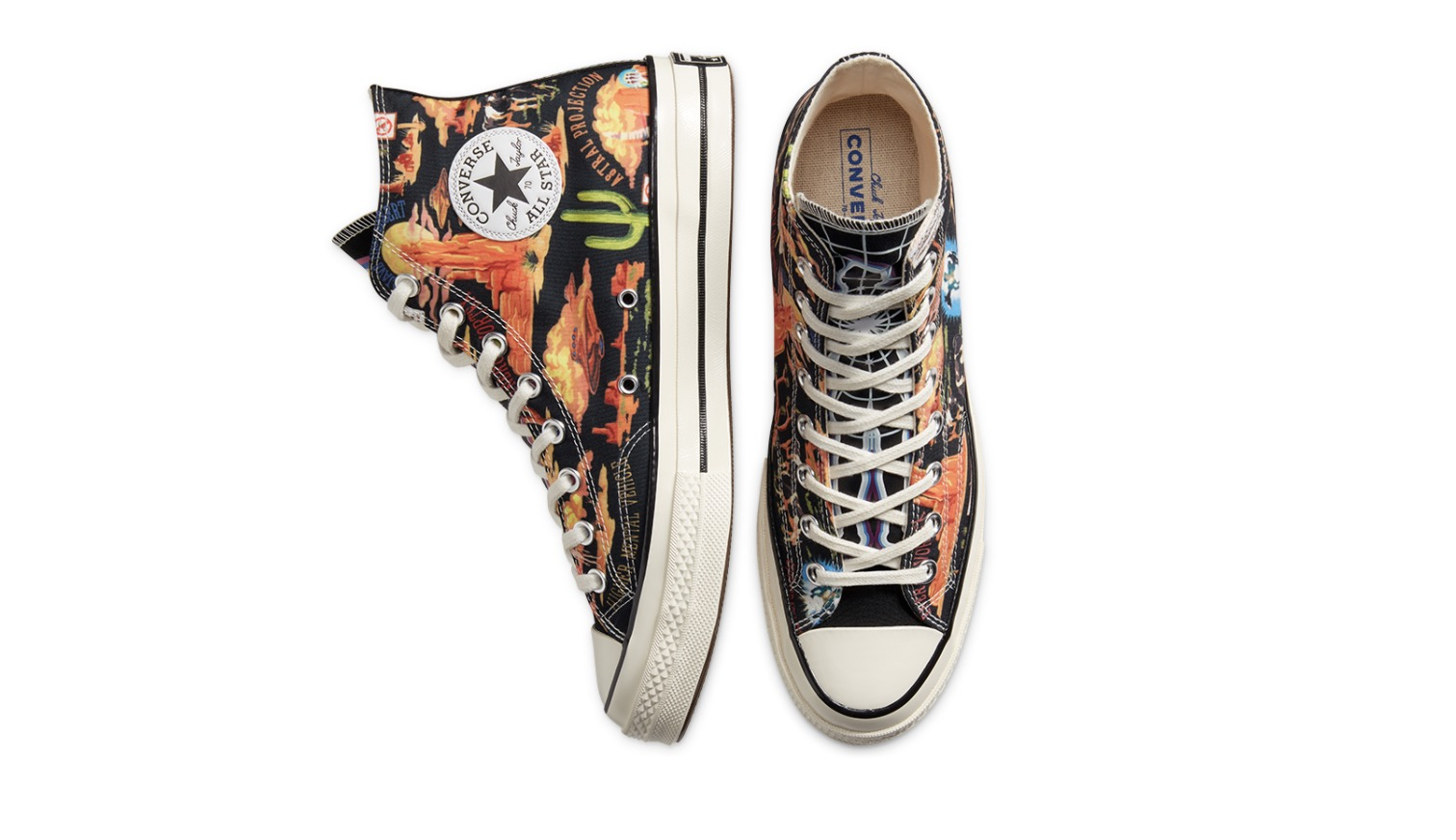Converse Twisted Resort Chuck 70 High Top