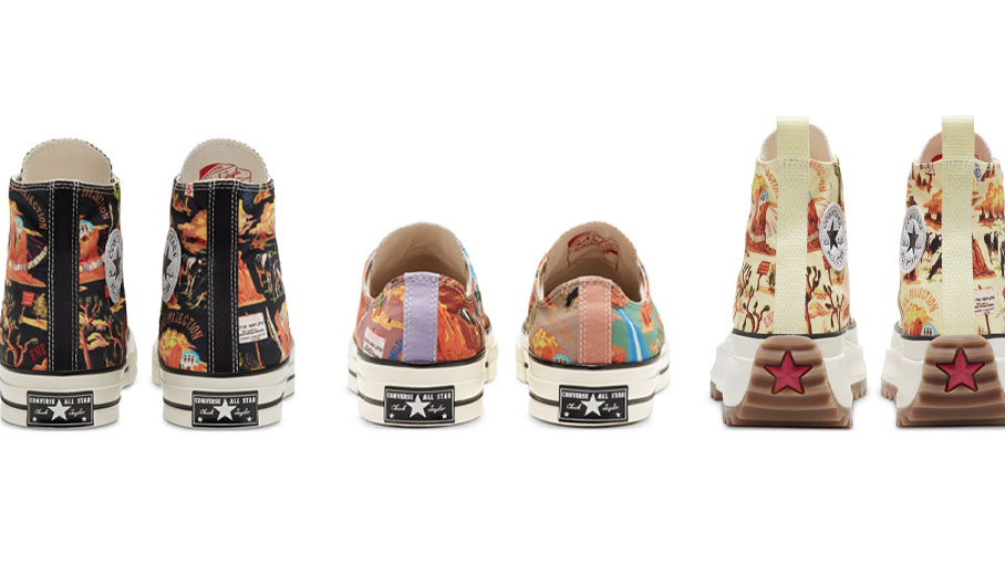 Converse Twisted Resort Collection