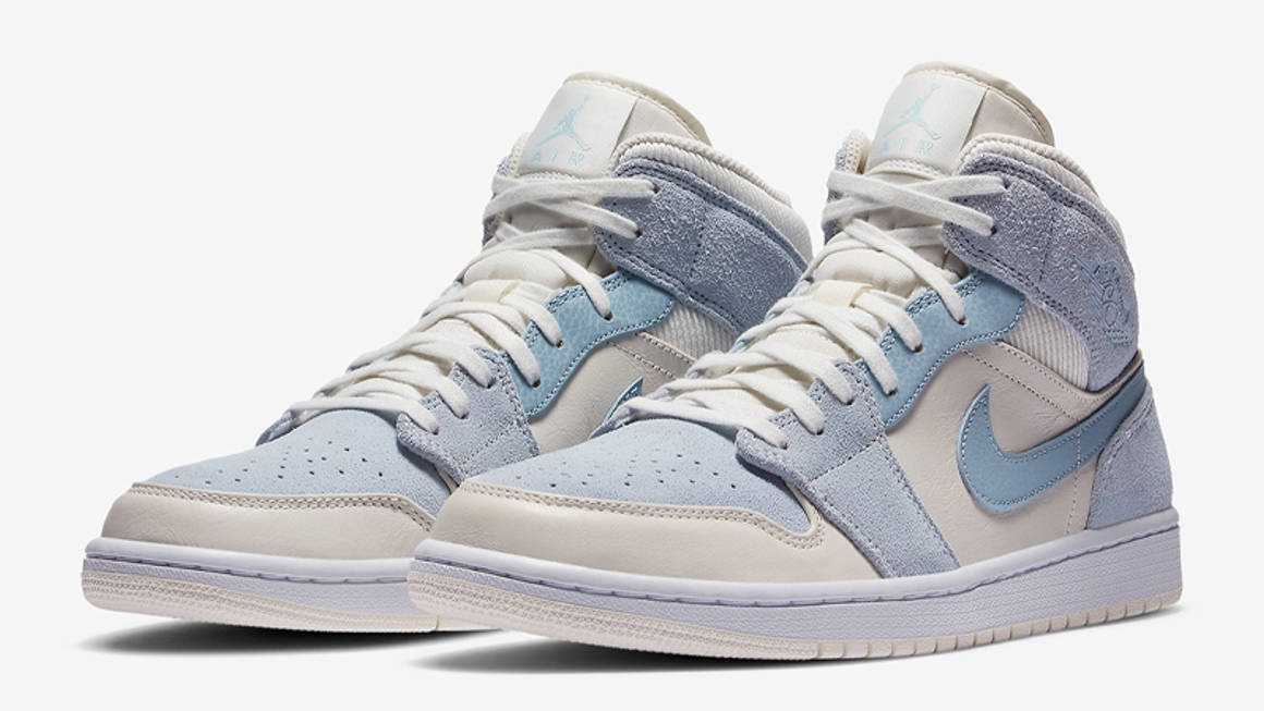 Pastel Hues Refresh The Air Jordan 1 In 2 New Colourways | The ...