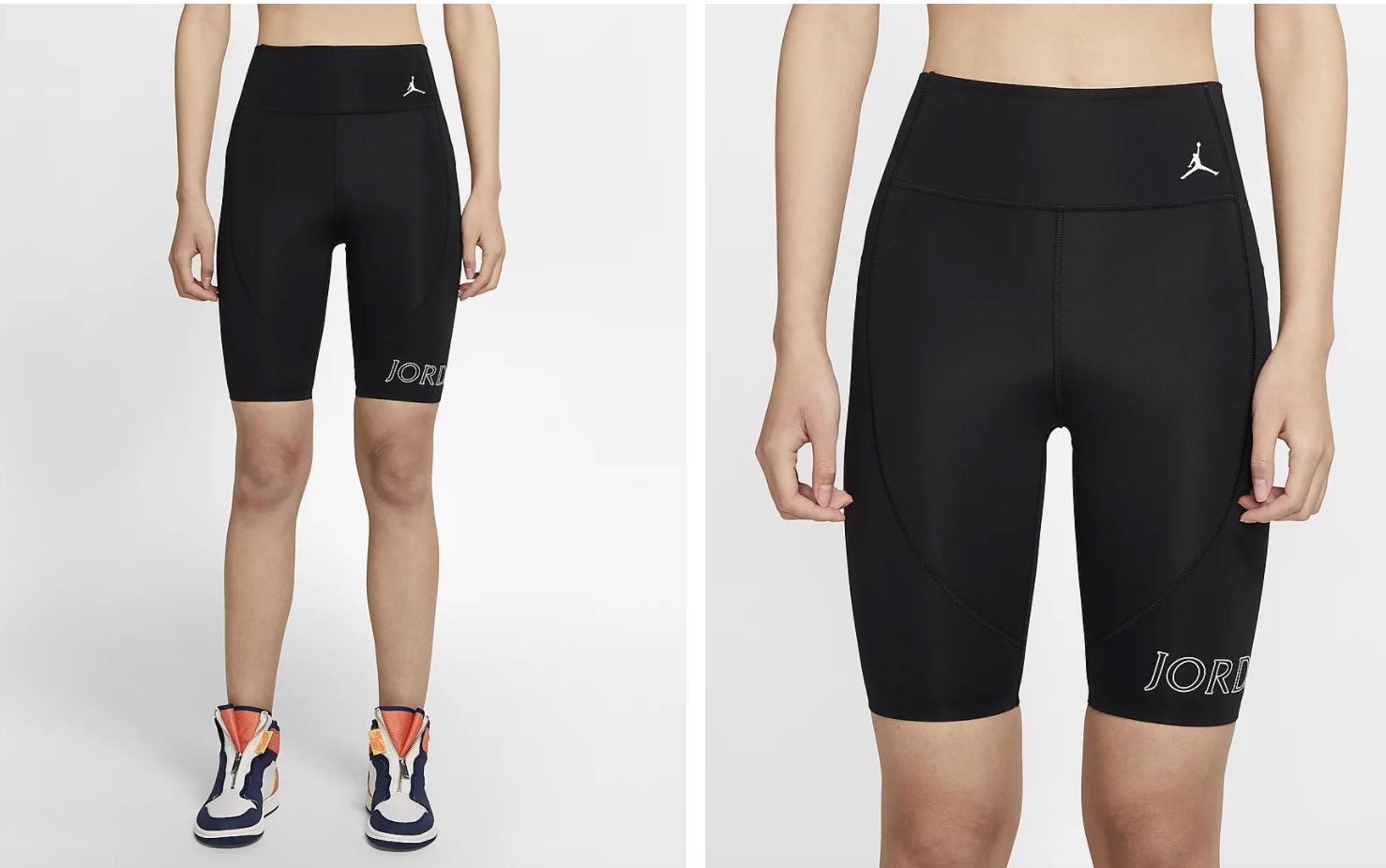 Jordan Bike Shorts Black