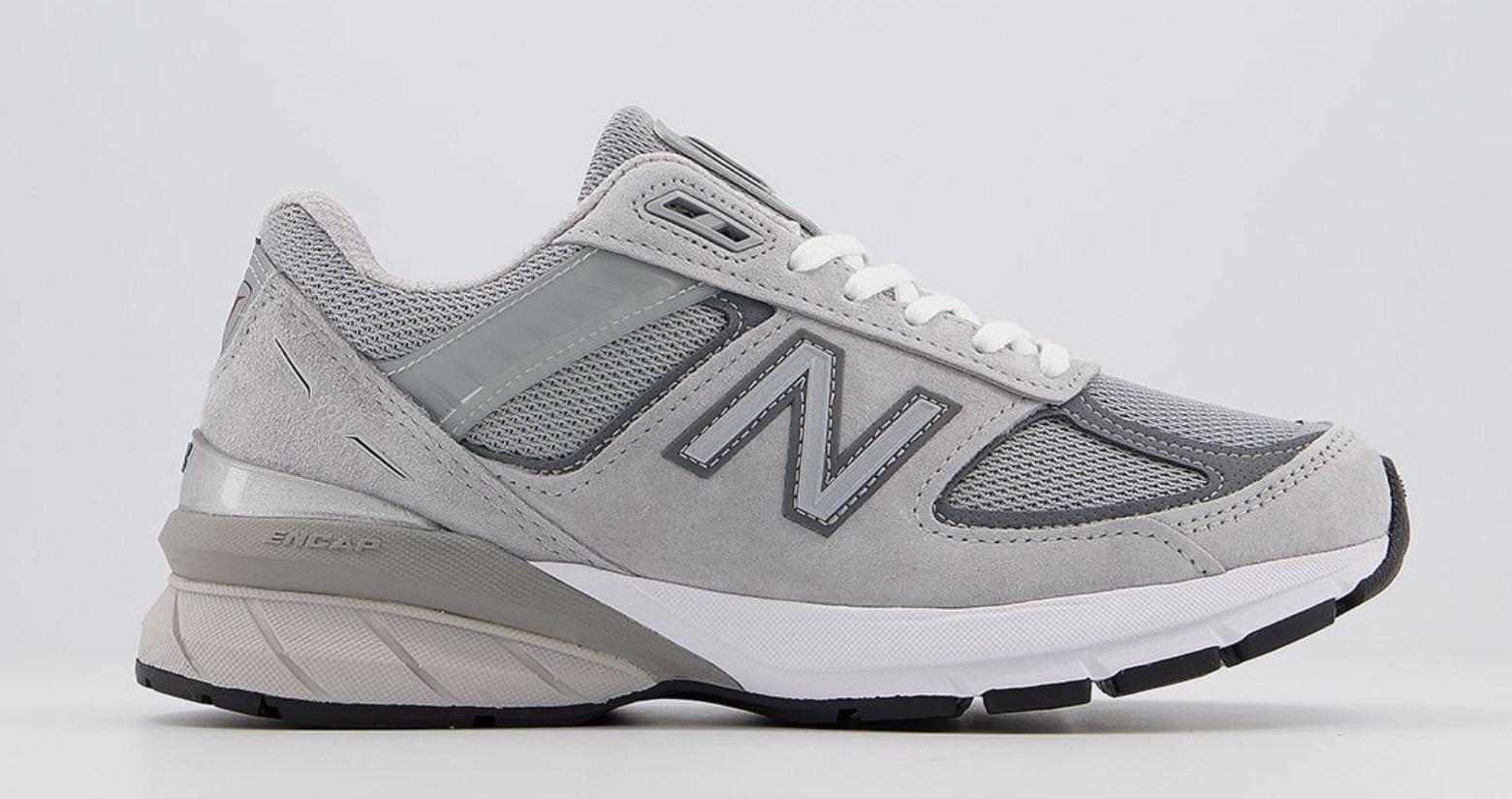 New Balance 990 Grey .