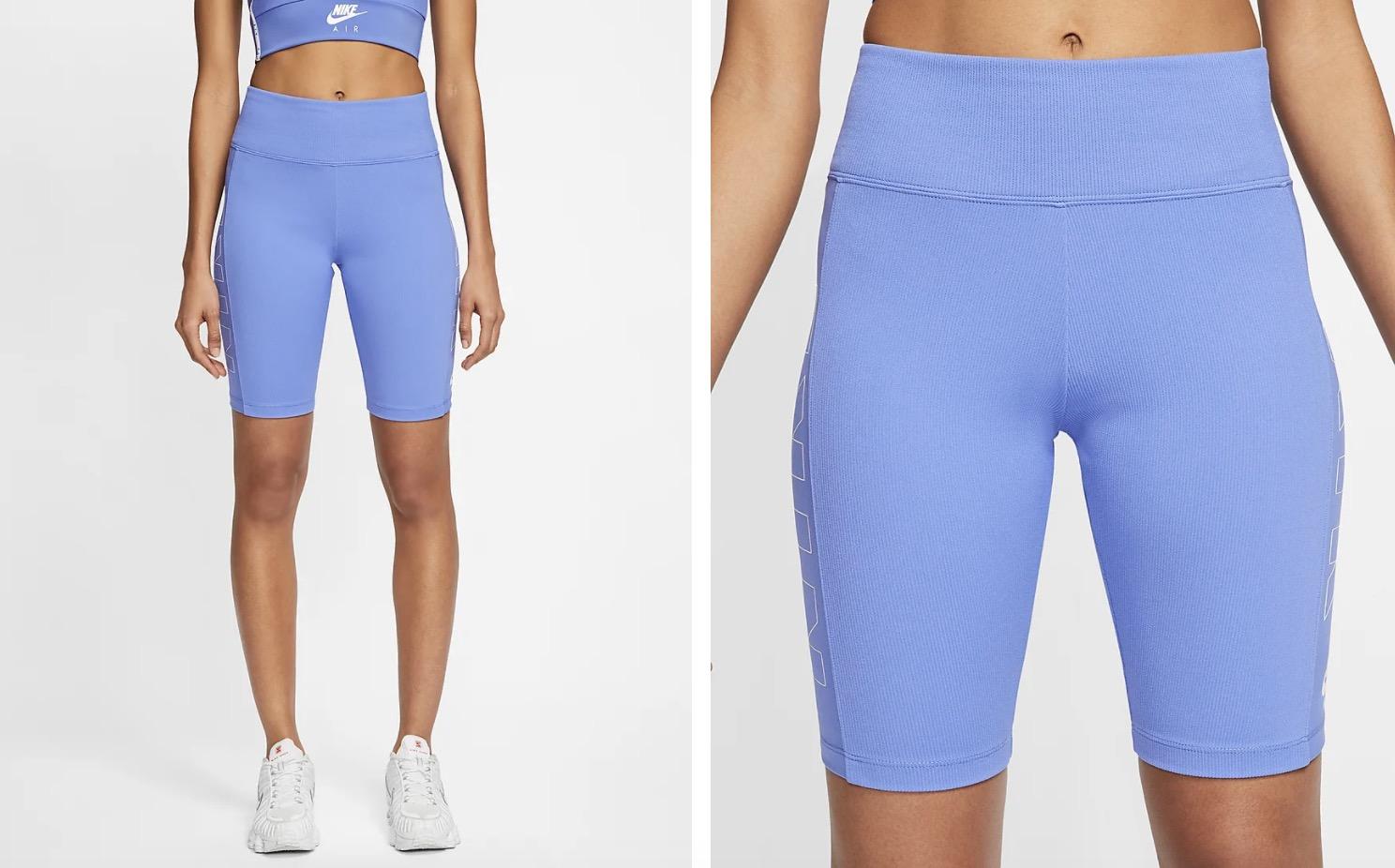 Nike Air Bike Shorts Sapphire