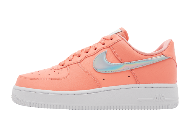 Nike Air Force 1 07 Atomic Pink White