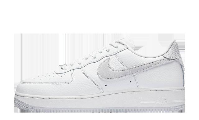 Nike Air Force 1 07 Craft White Grey