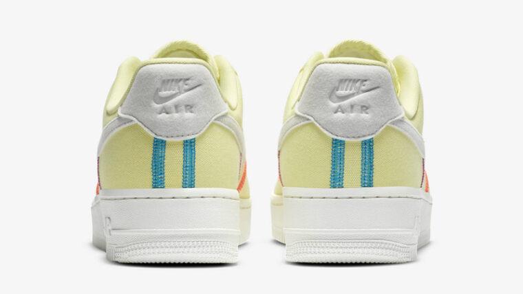 Nike Air Force 1 07 LX Life Lime Photon Dust Back thumbnail image
