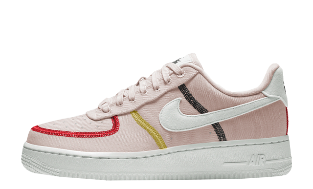 Nike Air Force 1 07 LX Silt Red Summit White