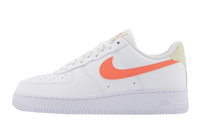 Nike Air Force 1 07 White Atomic Pink