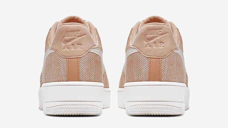Nike Air Force 1 Flyknit 2.0 Sand Back