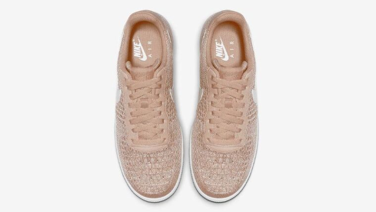Nike Air Force 1 Flyknit 2.0 Sand Middle thumbnail image
