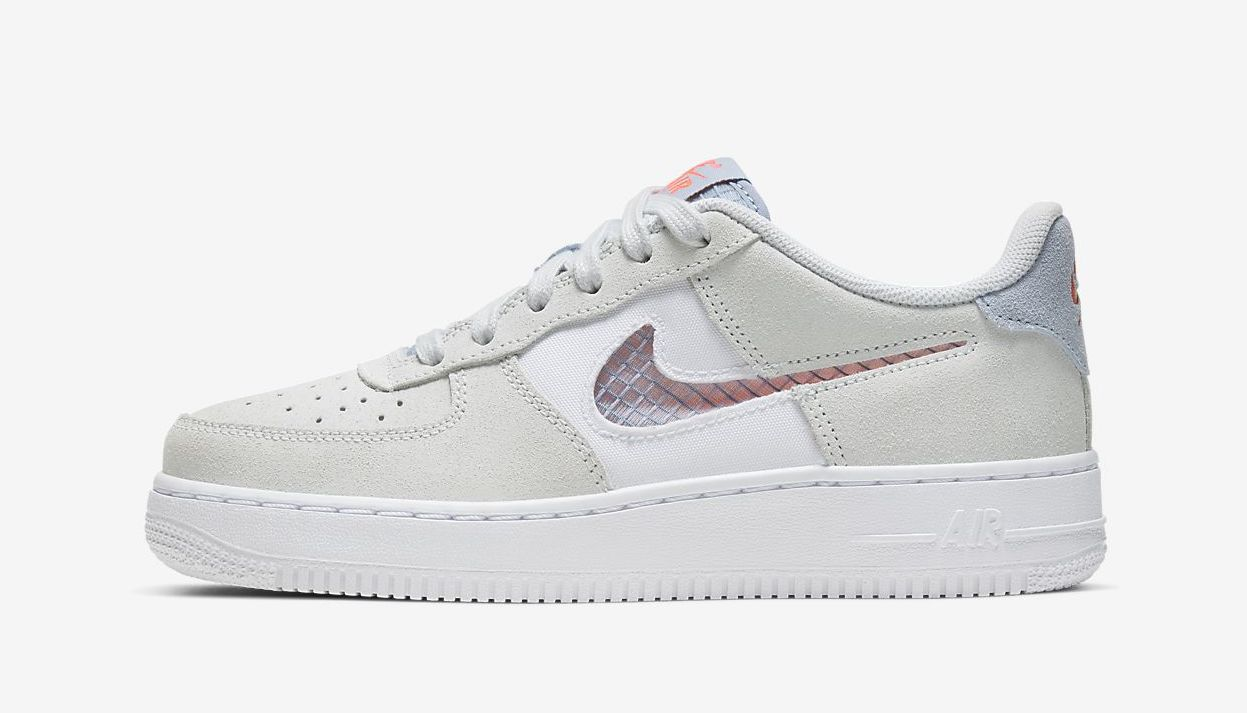 Nike Air Force 1 LV8 Pure Platinum