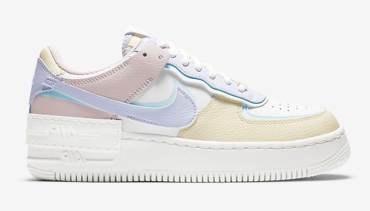 Nike Air Force 1 Shadow Glacier Blue