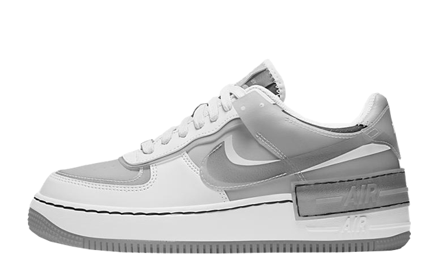 Nike Air Force 1 Shadow SE Particle Grey
