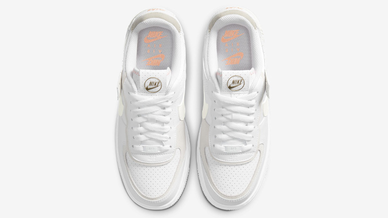 Nike Air Force 1 Shadow White Atomic Pink Where To Buy Cz8107 100 The Sole Womens Nike's new 'shadow' range is inspired by women who are forces of change, updating several familiar styles with practical and cool details. nike air force 1 shadow white atomic pink