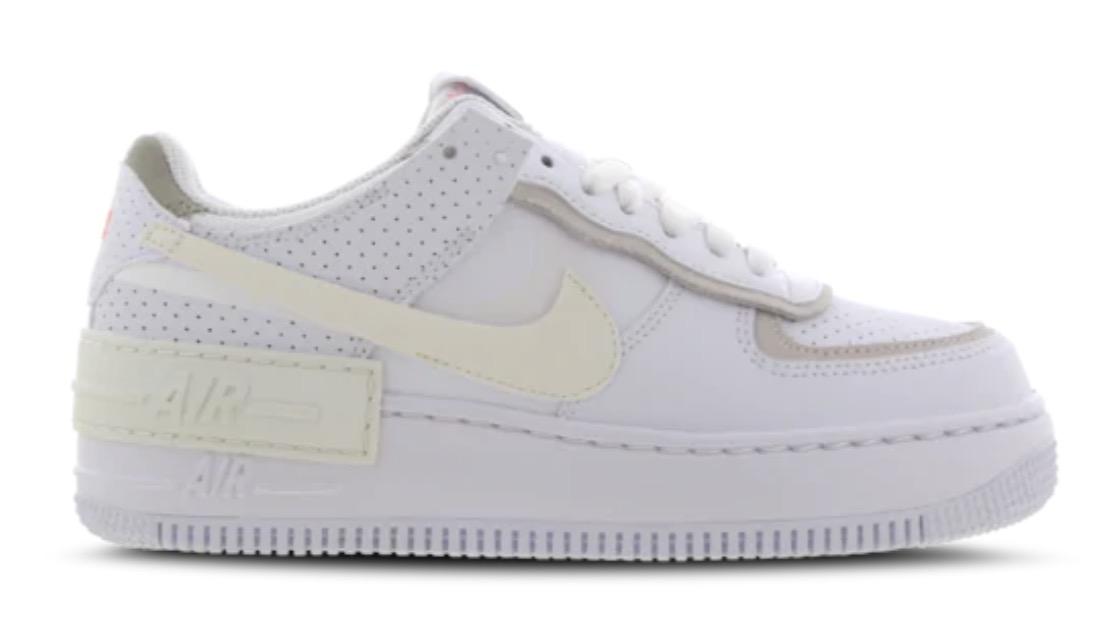 Nike Air Force 1 Shadow White Atomic Pink