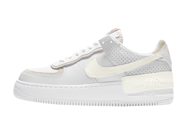 Nike Air Force 1 Shadow White Atomic Pink