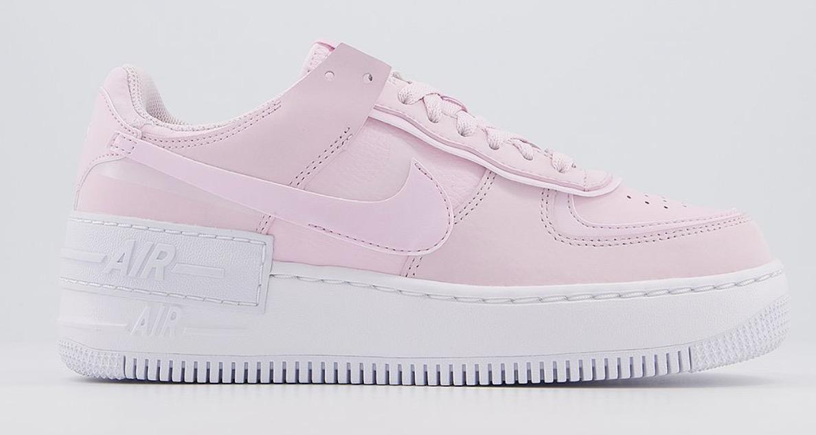 Nike Air Force 1 Shadow White Pink Foam